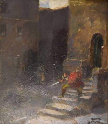 André DEVAMBEZ (1867-1943)
