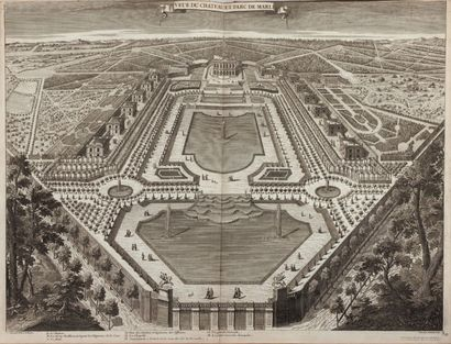 L'Architecture Françoise ou Recueil des Plans,...