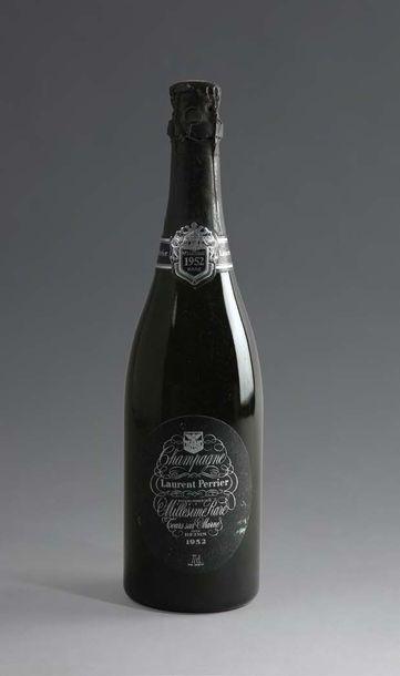 1 bouteille CHAMPAGNE LAURENT PERRIER Millésime...