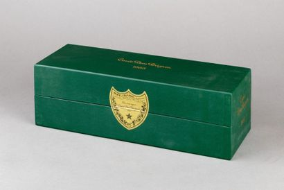 6 bouteilles CHAMPAGNE DOM PERIGNON 1985...
