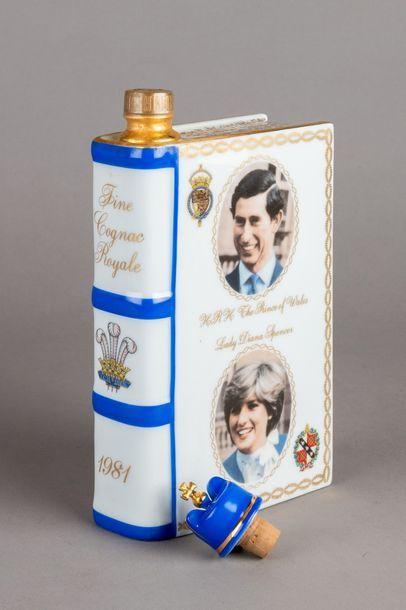 1 Flacon COGNAC CAMUS «Fine Cognac» Royal...