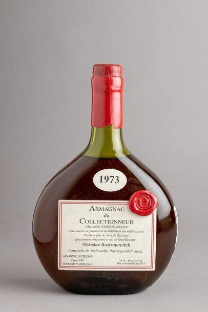 1 bouteille COGNAC «Du Collectionneur» -...