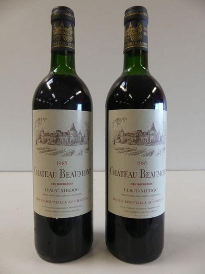 2 Château Beaumont Cru Bourgeois de Haut...
