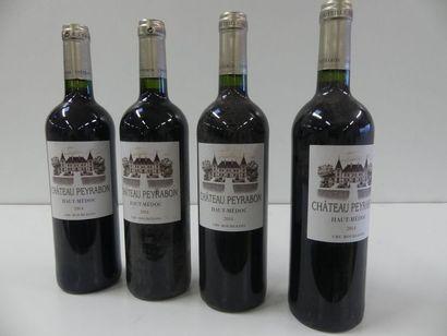 4 Château Haut peyrabon Cru Bourgeois de...