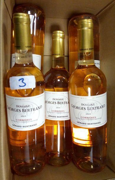 5 Domaine Georges Bertand Corbières Rosé...