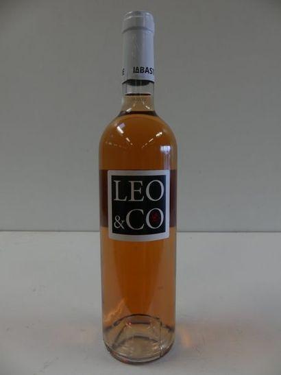 18 Rosé Léo and Co Les Caves de Labastide...