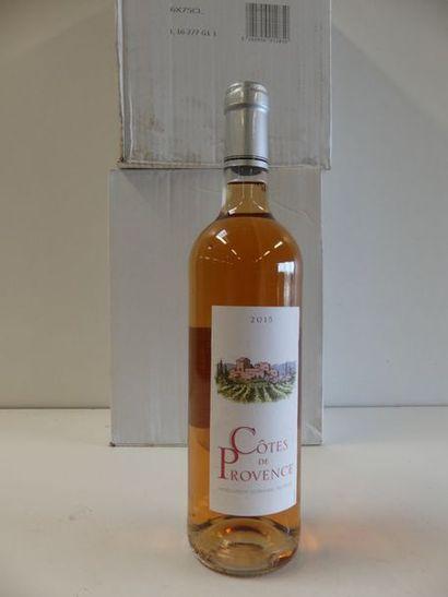 24 Provence Rosé Côtes de Provence AOC 2...