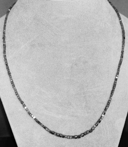 Exceptionnel et important collier en diamants...