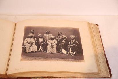 PHOTOGRAPHIES ANCIENNES : HINDOUSTAN – CACHEMIRE...