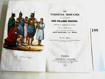 AMERIQUE / LE HAVRE - LES INDIENS OSAGES...