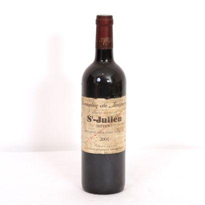 1 Btl Médoc, Saint Julien grand vin de Bordeaux,...