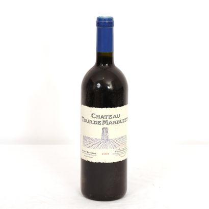 1 Btl Bordeaux, Saint Estèphe Château Tour...