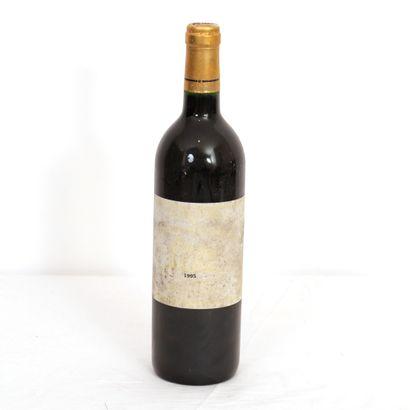 1 Btl Bordeaux, Le Bahans du Château Haut...