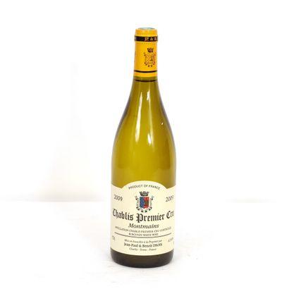 1 Btl Bourgogne, Chablis 1er Cru Montmains...