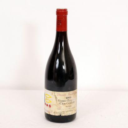 Bourgogne, 1 btl Vosne-Romanée Clos Goillotte...