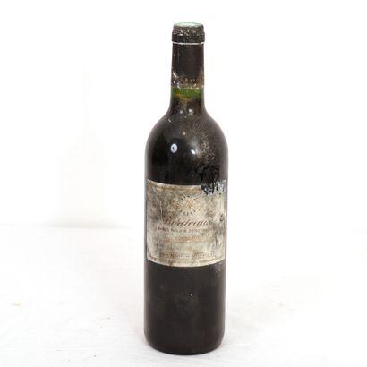 1 Btl Bordeaux, Baron Philippe de Rothschild,...