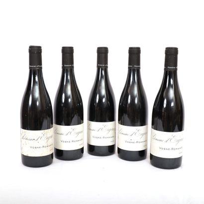 5 Btls Bourgogne, Vosnes-Romanée, Grand vin...