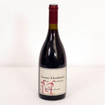 1 Btl Bourgogne, Grevey-Chambertin 1er Cru...
