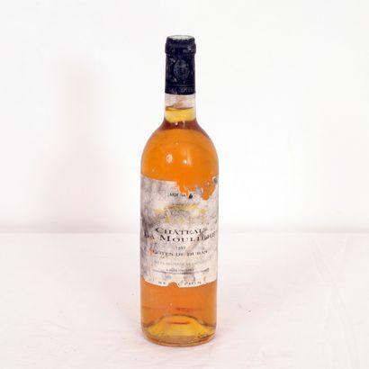 1 Btl Côtes de Duras Château la Molhière...
