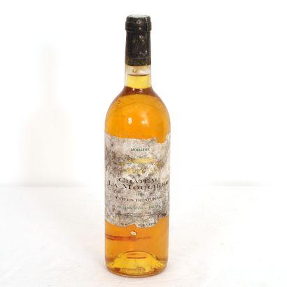 1 Btl Côtes de Duras Moelleux, Château La...