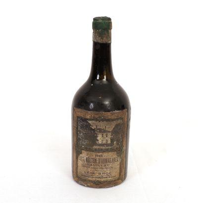 1 Btl Mouton d'Armailhac 1945