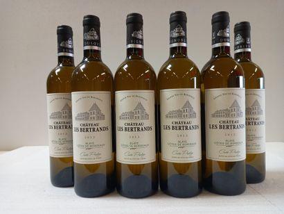 12 Btls Rosé Chateaumeillant. 2013. Vin d'appellation...