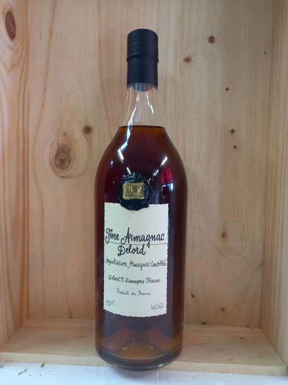 1 Magnum 150cl Fine Armagnac Delord 40% vol...