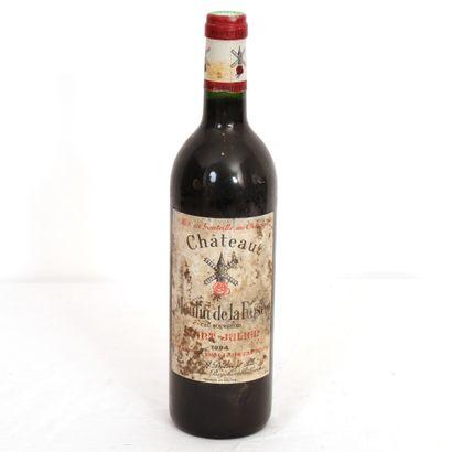 1 Btl St Julien Moulin de la Rose Cru Bourgeois...