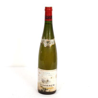 1 Btl Alsace, Trimbach Pinot Gris 1990  BG,...