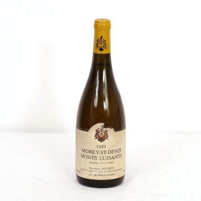 1 Btl Bourgogne, Morey St Denis Monts luisants...