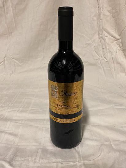 Lot de 5 bouteilles  Parusso Butia Riserva...