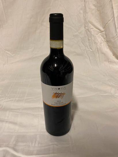 Lot de 8 bouteilles  Vinosia Sant'Andrea...