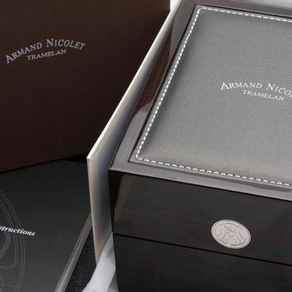 ARMAND NICOLET, L16 Small Seconds Montre bracelet d'homme, d'édition limitée à 300...