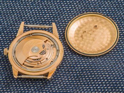 BREITLING Boîtier de montre modèle transOcéan chronomètre or jaune 18 carats (750...