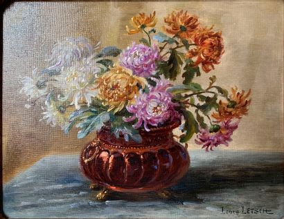 Louis LETSCH (1856 – 1940)