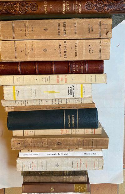 [HISTOIRE] Ensemble de 45 volumes. Viénot,...