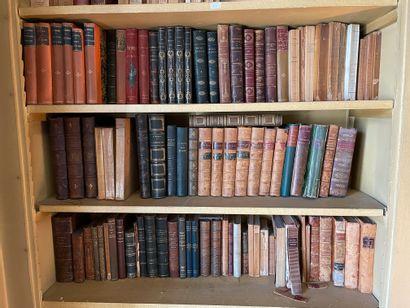Lot de littérature dont Ibsen, Zola, Samain,...