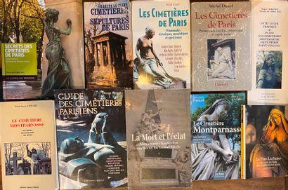[CIMETIERE] Ensemble de 12 ouvrages sur les...