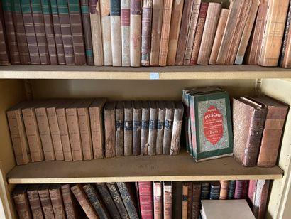 Lot d'ouvrages d'Histoire dont le Procès...