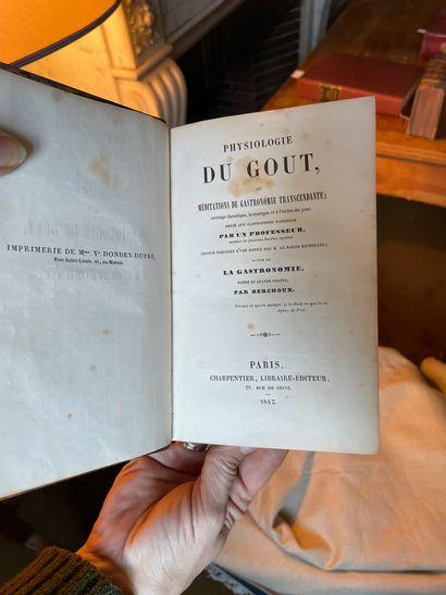 [Gastronomie]  - Dictionnaire portatif de Cuisine, d'Office et de Distillation....