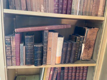 [Varia] Lot d'ouvrages dont Mac Nab. Chansons...