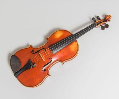 Exceptionnel violon de Gand et Bernardel...