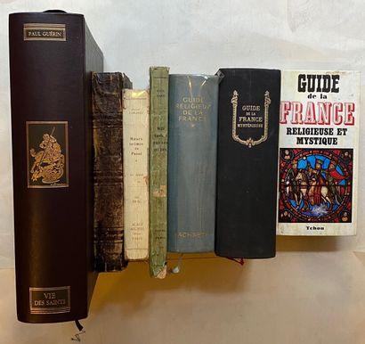 [RELIGION] Ensemble de 7 volumes.