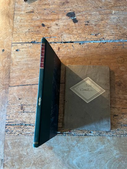 [Manuscrits]  -[DELANGE] Histoire de Cendrillon....