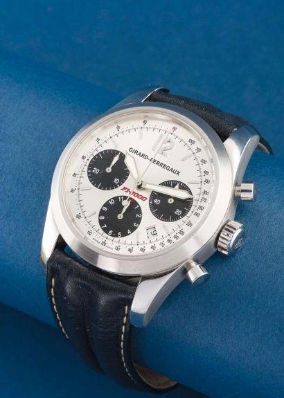 GIRARD-PERREGAUX (Chronographe Ferrari -...