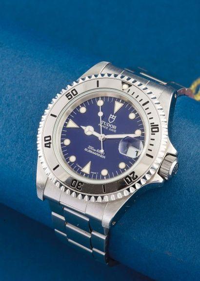 TUDOR (Submariner Prince Date - Bleu réf....