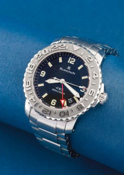 BLANCPAIN (FIFTY FATHOMS / CONCEPT 2000 GMT...