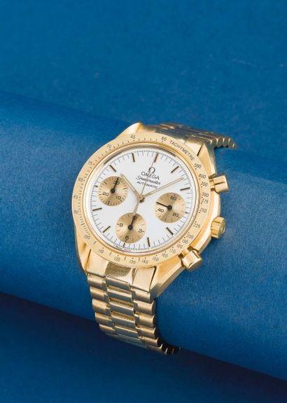 OMEGA (Chronographe Speedmaster Reduced -...