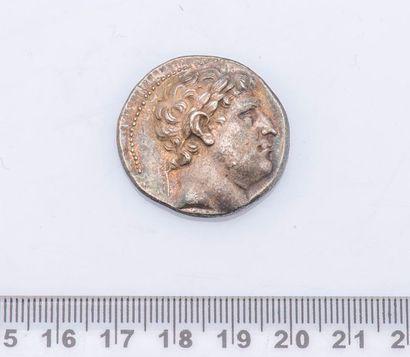 MONNAIE GRECQUE ROIS DE PERGAME : ATTALE I (241 – 197 avant J.C.)