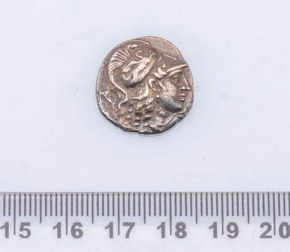 MONNAIE GRECQUE LIGUE THESSALIENNE (IIème siècle avant J.C.)
